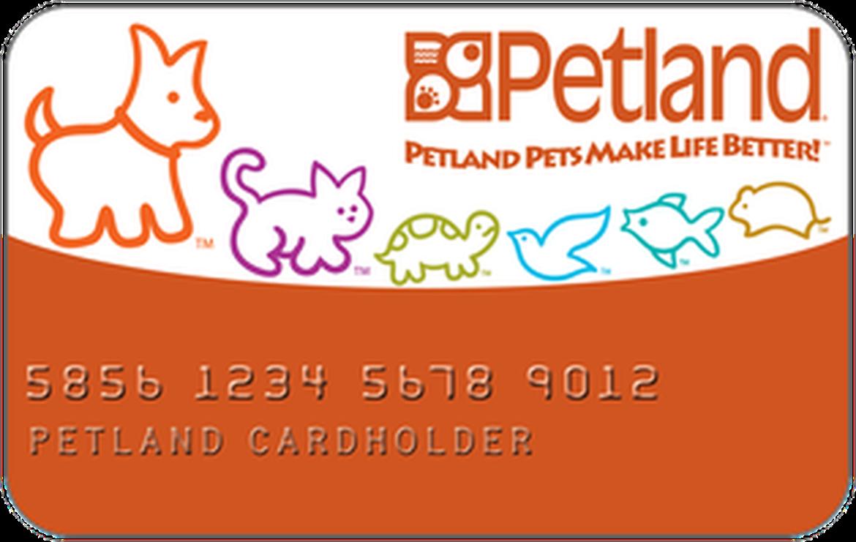 Petland Credit Card